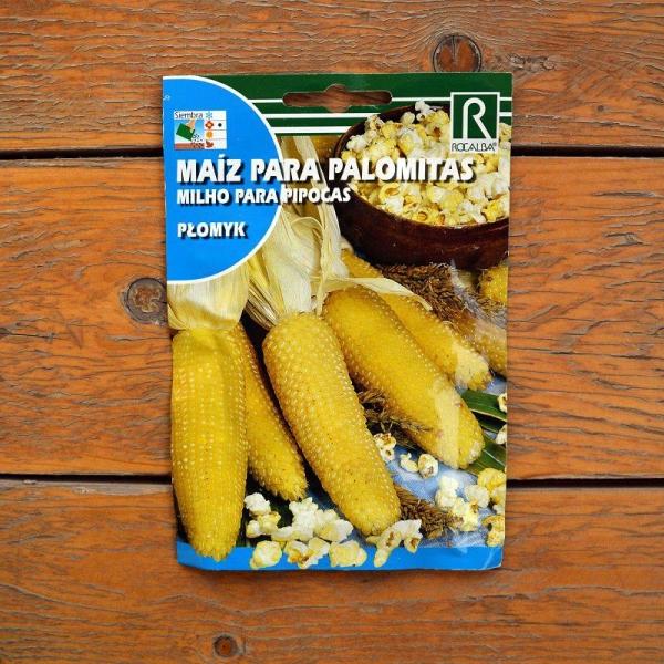 ذرت پاپ کرنی. رقم (Pop Corn Plomyk)