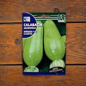 کدو سبز خورشتی هیبرید. رقم (Hibrido F1 Clarita)