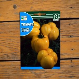گوجه دلمه ای زرد