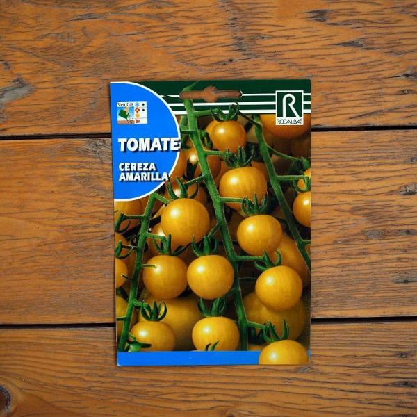 گوجه زرد چری