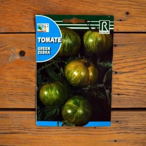 گوجه فرنگی راه راهGreen zebra