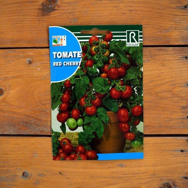 گوجه گیلاسی قرمز رقم Red-Cherry