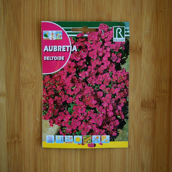 بذر گل اوبرتیا