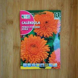 بذر گل همیشه بهار نارنجی