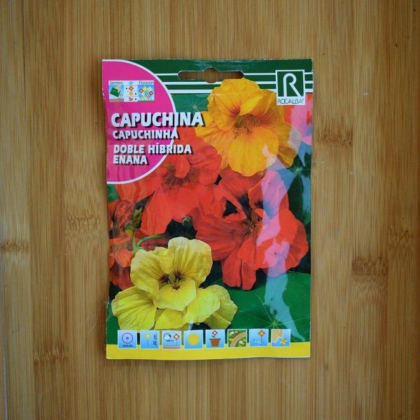 بذر گل لادن هیبرید چند رنگ