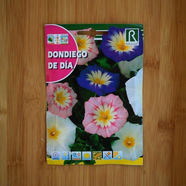 بذر گل پیچک چند رنگ
