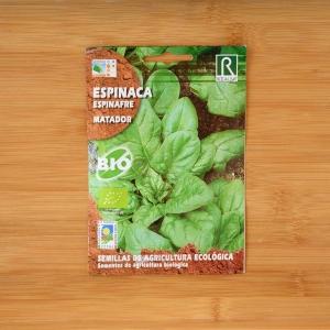 بذر بیبی اسفناج تابستانه بیولوژیک