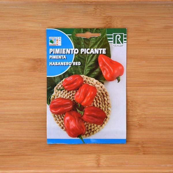 بذر فلفل هابانِرو قرمز