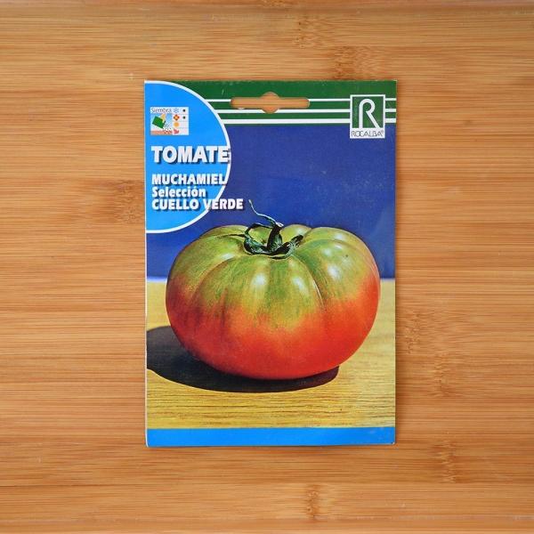 بذر گوجه موچامیل قرمز_سبز