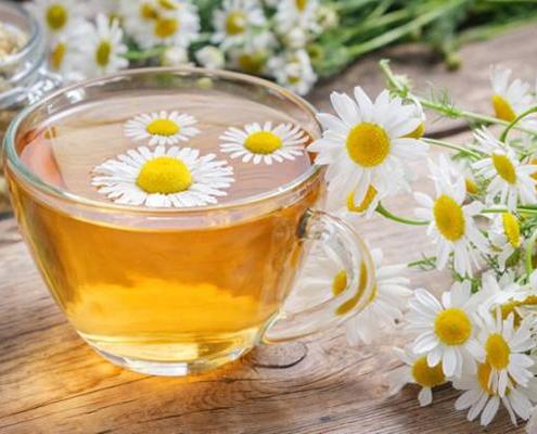 خواص دارویی چای بابونه