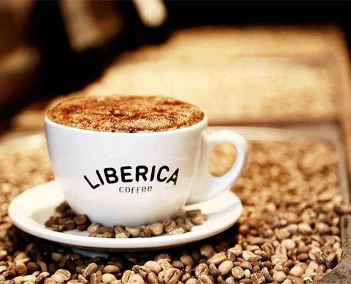 قهوه لیبریکا