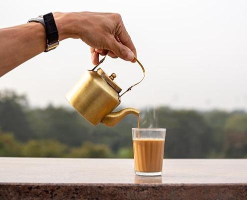 ترکیبات چای ماسال