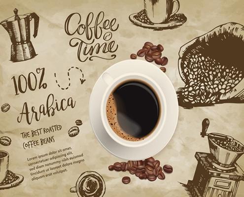 ویژگی قهوه عربیکا