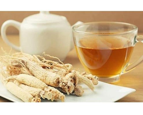 چای جینسینگ